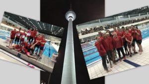 Plavci vezou z Berlína medaile i osobáky