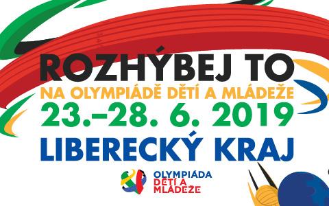 Letní olympiáda dětí a mládeže v Liberci